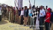 Cholistan Desert Jeep Rally 2016 Winner, Sahibzada Sultan Muhammad Ali Sahib Interview By Dawn news