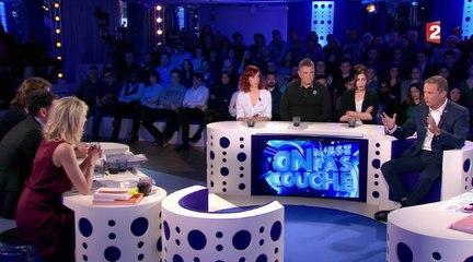 """Nicolas Dupont-Aignan dénonce la pensée unique dans """"On n'est pas couché"""""""