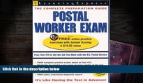 Popular Book  Postal Worker Exam (Postal Worker Exam: Pass the 473 Battery Exam to Win a Job in