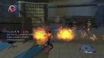 Spider-Man 3: El Videojuego - Walkthrough Parte 1 - Tutorial de balanceo