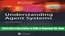 Books Understanding Agent Systems (Springer Series on Agent Technology) Free Books