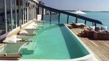 Un hôtel de luxe installe des toboggans pour relier directement les chambres avec la mer