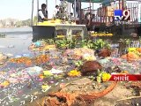 Solar boats to clean river Gomti, Dakor - Tv9 Gujarati