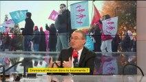 """Hervé Mariton : dans les Manifs pour Tous, """"jamais un propos homophobe, jamais un propos sectaire"""""""