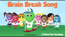 Brain Breaks - Action Songs for Children - Move and Freeze - Kids Songs by The Learning St
