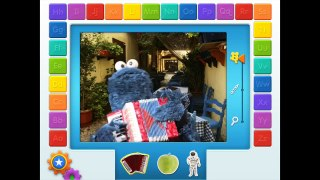 Learn ABC Letters and Alphabet with Elmo On The Go Spelling