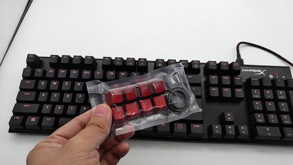 HyperX Alloy FPS Light Effects Overview