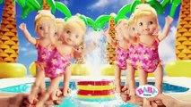 Mommy, Look I Can Swim! / Mami Ich Kann Schwimmen! - My Little Baby Born - Zapf Creation