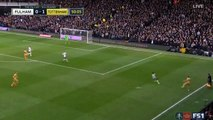 Harry Kane second goal 0-2 Fulham vs Tottenham (FA Cup) TOTTENHAM VS FULHAM 19.02.2017 HD