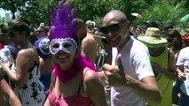 Carnaval de rua de São Paulo cresce 28% em 2017