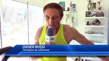 Alpes-de-Haute-Provence : Le culturiste Didier Rossi en préparation pour le salon mondial Body Fitness