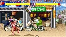 Chun-Li vs Tifa (Street Fighter 2 vs Final Fantasy VII) - Girl Fight! Ultimate Fan Fights