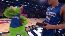 NBA All-Star Slam Dunk Contest 2017! The Drone Dunk Aaron Gordon!