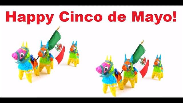 Cinco de Mayo for Kids   Cinco de Mayo Song   Cinco de Mayo Music   The Kiboomers