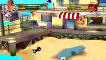 Tom and Jerry War of the Whiskers - Jerry and Spike vs Tom and Butch - Cartoon Games for Kids HD