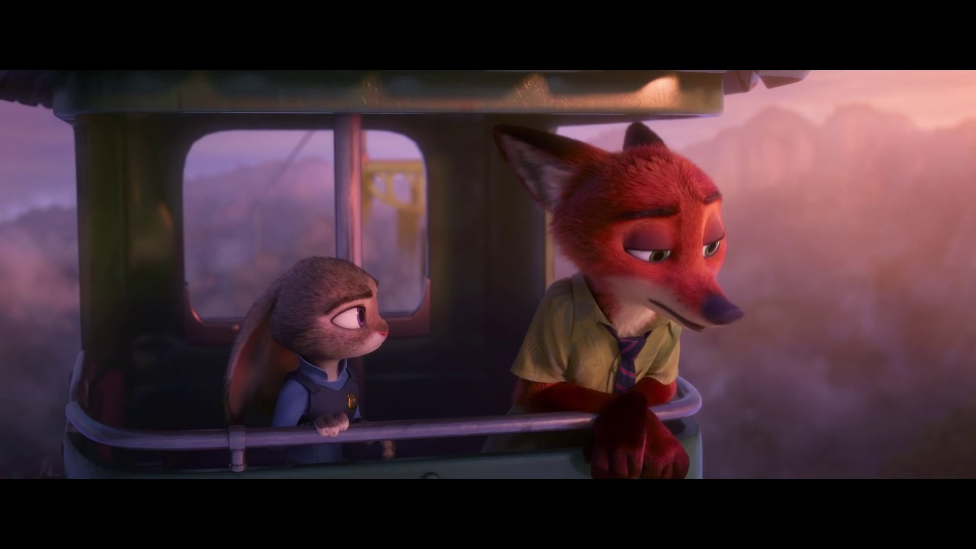 Zootopia Clip Gondola Disney Animation Full Hd 1920x1080 Video Dailymotion