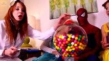 Frozen Elsa vs Spiderman vs Hulk Best Stop Motion 2016 Superhero in Real life Animation mo
