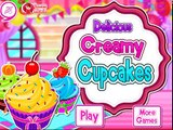 Play Ice Cream Cone Cupcakes 2 Cooking Game ✿ Fun Todders Kids Girls HD Movie