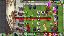 Plants vs Zombies 2 Pinata Party 23/11/2016 - Team Plants Power-Up! Vs Zombies