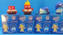 DISNEY PIXAR INSIDE OUT MOVIE TOYS FUNKO MYSTERY MINIS BLIND BOXES OPENING