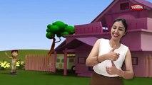 Десять маленьких пальчиков стишок с действиями | песни для детей | 3D детские стихи