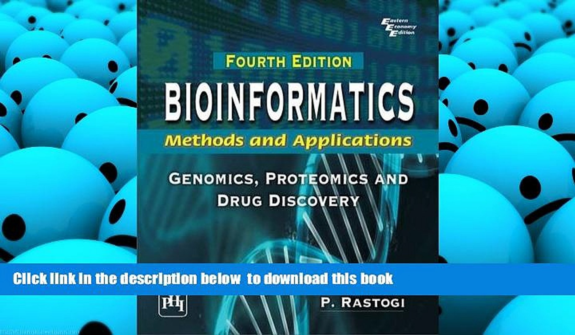 Bioinformatics -From Genomes to Drugs