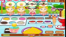 Ice Cream Cone Cupcakes 2 - Cooking Games for Little Girls - Fun Kids Games