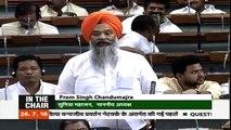 जब संसद मे मंत्री जी बोले .... में बिश्नोई समाज को प्रणाम करता हूँ । The Bishnoiism  