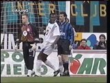 18.03.1997 - 1996-1997 UEFA Cup Quarter Final 2nd Leg Inter Milan 2-1 Anderlecht