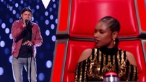 Paul Woodley performs 'Come Together' - Blind Auditions 7 _ The Voice UK 2017-t1yea0x7jIE