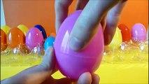 Hello Kitty& Peppa Pig unboxing Surprise eggs kinder compilation MEGA Disney Chr