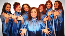 The Blue Gospel Singers - When the spirit of the Lord - (Gospel from Italy)