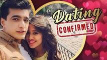 Mohsin Khan Accepts Dating Shivangi Joshi | ये रिश्ता क्या कहलाता है | Yeh Rishta Kya Kehlata Hai