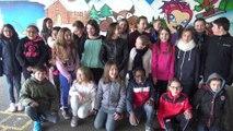 Les futurs Kalon de l'école primaire de Bégard !