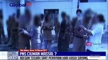 Wow! Adegan Ciuman Massal yang dilakukan Bupati Nias jadi Viral di Media Sosial