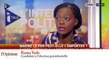 Rama Yade : «L'extrême droite défigurerait la France et nous humilierait sur la scène internationale»