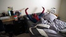 Spiderman vs Zombie Spiderman   Orbeez Bath Time SuperHero fun in Real life!  )