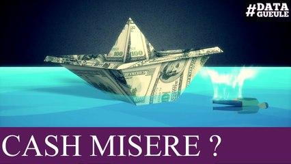 Financiarisation de l'économie : cash misère #DATAGUEULE 70