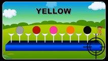 Los colores para que los Niños Aprendan Con el Color de la Tripulación | Video