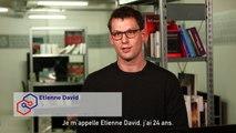 [Portrait] Etienne David #EIG #Promo1