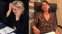 Emplois présumés fictifs du FN : quelles conséquences pour la candidature de Marine Le Pen ?