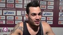 Kevin Menaldo : « Champion de France à la maison »