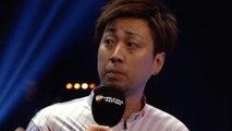 L'interview surréaliste d'un joueur de billard japonais (VOSTFR)