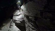 Darren Berrecloth Rips Utah's Insane King Kong MTB Trail by Supermoon Light