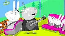 Descargar Dibujos Para Pintar Y Colorear Para Niños De Peppa Pig Y A