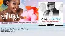 Axel Tony - Les feux de l'amour - Version instrumentale