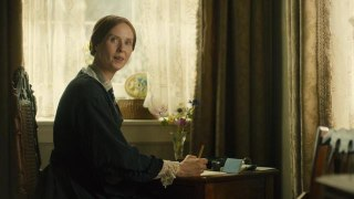 A Quiet Passion trailer Cynthia Nixon in Terence D