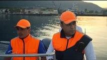 l'Aire Marine Protégée de la Baie de Gökova, en Turquie
