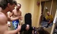 11 Brock Lesnar KISS Stephanie McMahon John Cena Fear from Brock Destroyed Big Show and Matt Hardy - YouTube