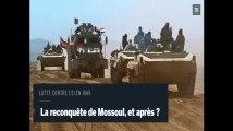 Trois questions pour comprendre l'offensive sur l'ouest de Mossoul